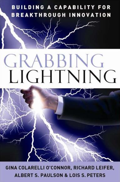 Grabbing Lightning Cover